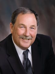 Salinas Mayor Joe Gunter is running for a third term.