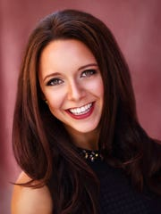 Courtney Pelot, 2016 Miss Wisconsin