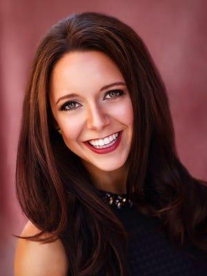 Courtney Pelot, 2016 Miss Wisconsin