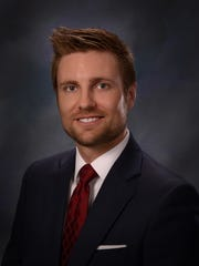 Andrew Hedgpeth, CoxHealth vice president of human resources