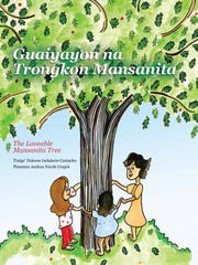 "Dolores Camacho recently wrote ""Guaiyayon na Trongkon Mansanita"" (The Loveable Mansanita Tree), illustrated by Andrea Grajek and published by Taiguini Books."