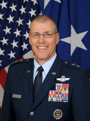 Maj. Gen. Thomas Bussiere assumes command of 8th Air Force at Barksdale.