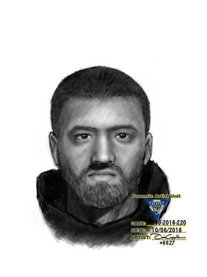 Police have released a sketch of a suspect involved in the luring of four 12-year-olds in Madison.