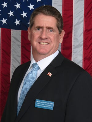 David Kearns is a candidate for the District 53 seat in the Florida House of Representatives.