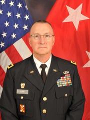 Maj. Gen. Matt Quinn