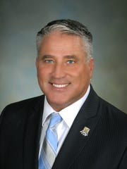 St. Lucie County Commissioner Chris Dzadovsky, District 1