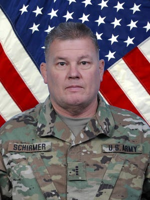 Jeffrey Schirmer, Leicester native, is new Chief Warrant Officer for New York Army National Guard. He has had a 35-year military career.