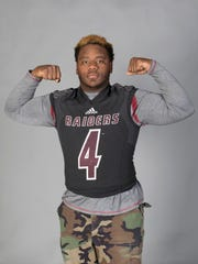 2019 PNJ Weightlifter of the Year, Josh Carter, Navarre