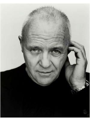 Sir Anthony Hopkins will exhibit his art at the Desert Art Collection in Palm Desert Jan. 6-26 with a collectors preview on Thursday.