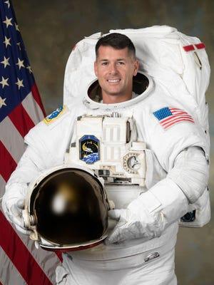 Astronaut Robert S. (Shane) Kimbrough