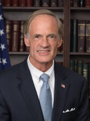 U.S. Sen. Tom Carper