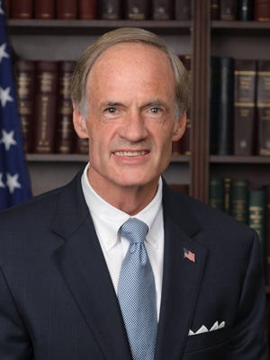 U.S. Sen. Tom Carper