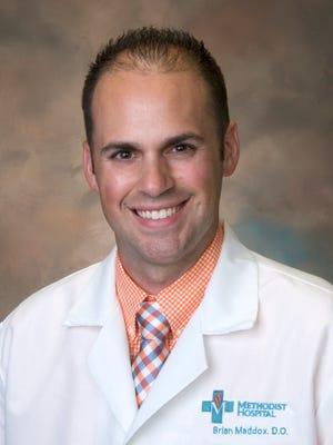 Brian Maddox, DO, Methodist Family Medicine