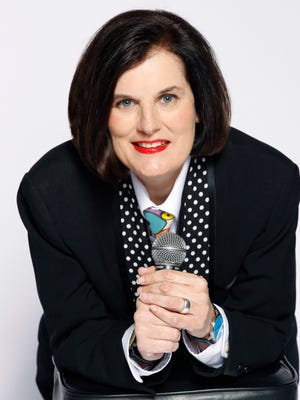 Paula Poundstone is at Hochstein Performance Hall on April 7.
