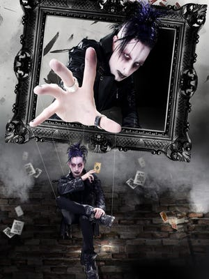 """Dan Sperry will perform in Fresno this week as part of """"The Illusionists."""""""