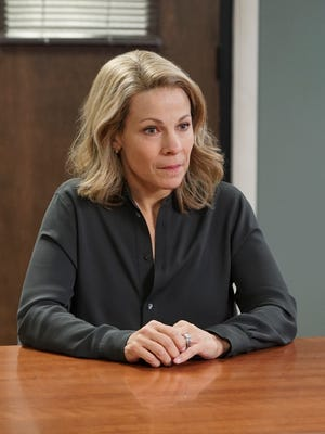 Lili Taylor in ABC's 'American Crime.'