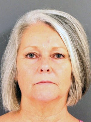 Debra McQuillen, 58, of Philadelphia, Miss., was charged May 25, 2017, with possession of a stolen firearm, carrying a concealed weapon and simple assault after she dropped her purse and the gun inside it discharged.