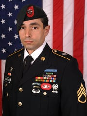 Staff Sgt. Mark De Alencar was laid to rest at Arlington on May 10.