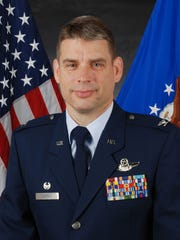 Colonel Kenneth J. Ostrat is the commander of the 908th