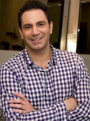 Kevin Gatto is owner of Verde Salon, a popular eco-conscious business in Collingswood.