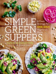 Super Green Suppers Cookbook by Susie Middleton (Roost Books, imprint of Shambhala Publications, Inc. )