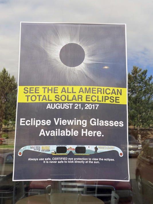 Solar Eclipse Oregon