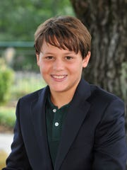Jack Morais fifth-grader has been selected to represent the JDRF in Washington, DC as the New Jersey to the Children's Congress