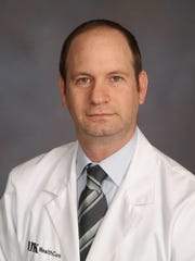 Dr. Roberto Gedaly is the director of the UK Transplant