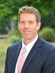 Ed Thompson, director of secondary school counseling
