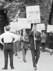 "Friday: ""The Lavender Scare"" screening at Cinema Diverse"