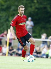 Caleb Stanko, 25, of Holly has joined Major League Soccer's FC Cincinnati on a transfer from German Bundesliga side SC Freiburg.