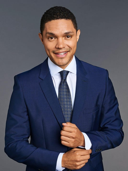 Chicago is Trevor Noah's kind of town