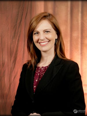Ellen Di Giosia is the first female senior pastor at First Baptist Church of Jefferson City.