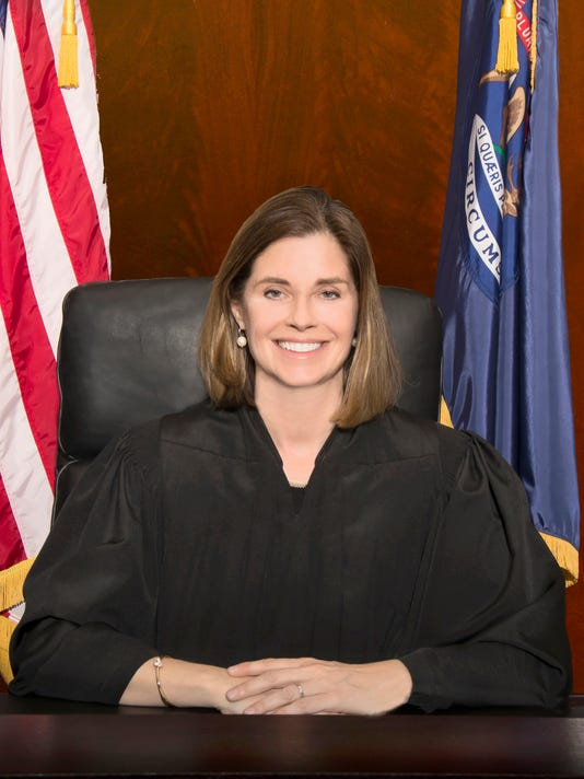 Bridget Supreme Court: named chief Michigan McCormack justice