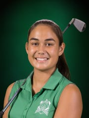 Alaina Johnston, Fort Myers girls golf