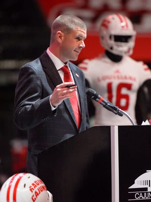 New UL coach Billy Napier and the Ragin' Cajuns are heading into a key recruiting weekend.