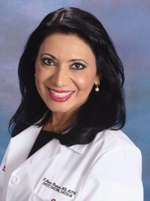 Dr. Mona Khanna.