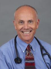 Douglas Kinkel, M.D., of the Emergency Department at