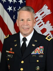 Lt. Gen. Todd Semonite, commanding general of the Army Corp of Engineers