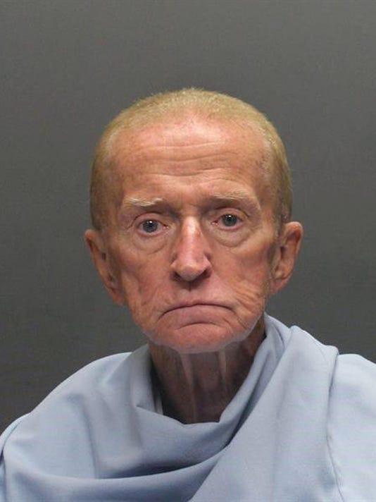 CORRECTION Elderly Bank Robber