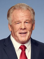 "Actor Nick Nolte, author of the book ""Rebel,"" an account"