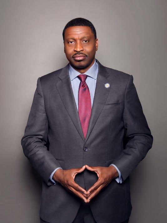 Derrick Johnson, NAACP