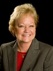 Patty Holden, former CEO of Mesa View Regional Hospital