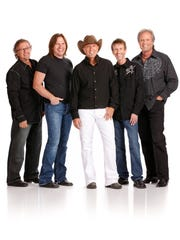 Sawyer Brown will perform at the Ashland County fair