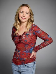 "ABC's ""Roseanne"" stars Alicia Goranson as Becky Conner."