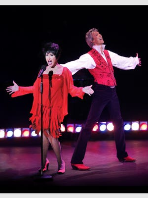 "Chita Rivera and Tommy Tune have been involved in the original Broadway productions of such shows as ""West Side Story,"" ""Bye Bye Birdie,"" and ""Nine.""   The two multi-award-winning performers will appear at Mayo PAC in Morristown tomorrow night."