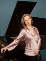 Pianist Orli Shaham will perform Bartok's Piano Concerto