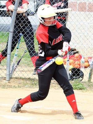 Lakeland Regional High School senior softball player Amanda Cook returns to the Lancers' lineup after earning All-Passaic County honors as a junior.
