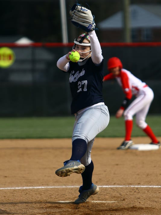 West Clermont at Milford Softball
