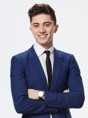 Webster native and SUNY Geneseo student Austin Giorgio did not make it through to the finals for NBC's 'The Voice.'